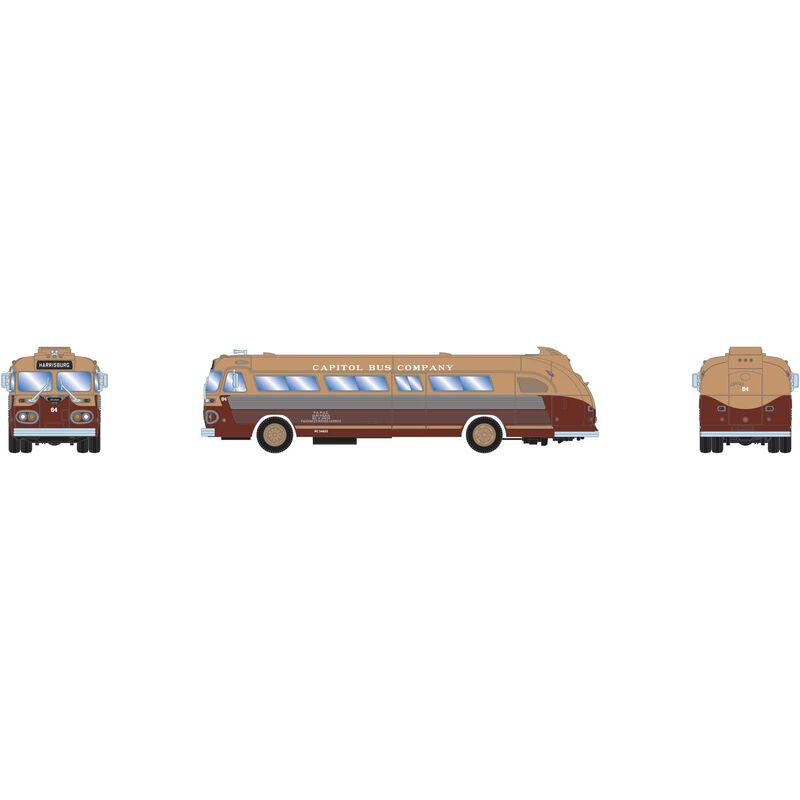 N Intercity Bus Capitol Bus Company