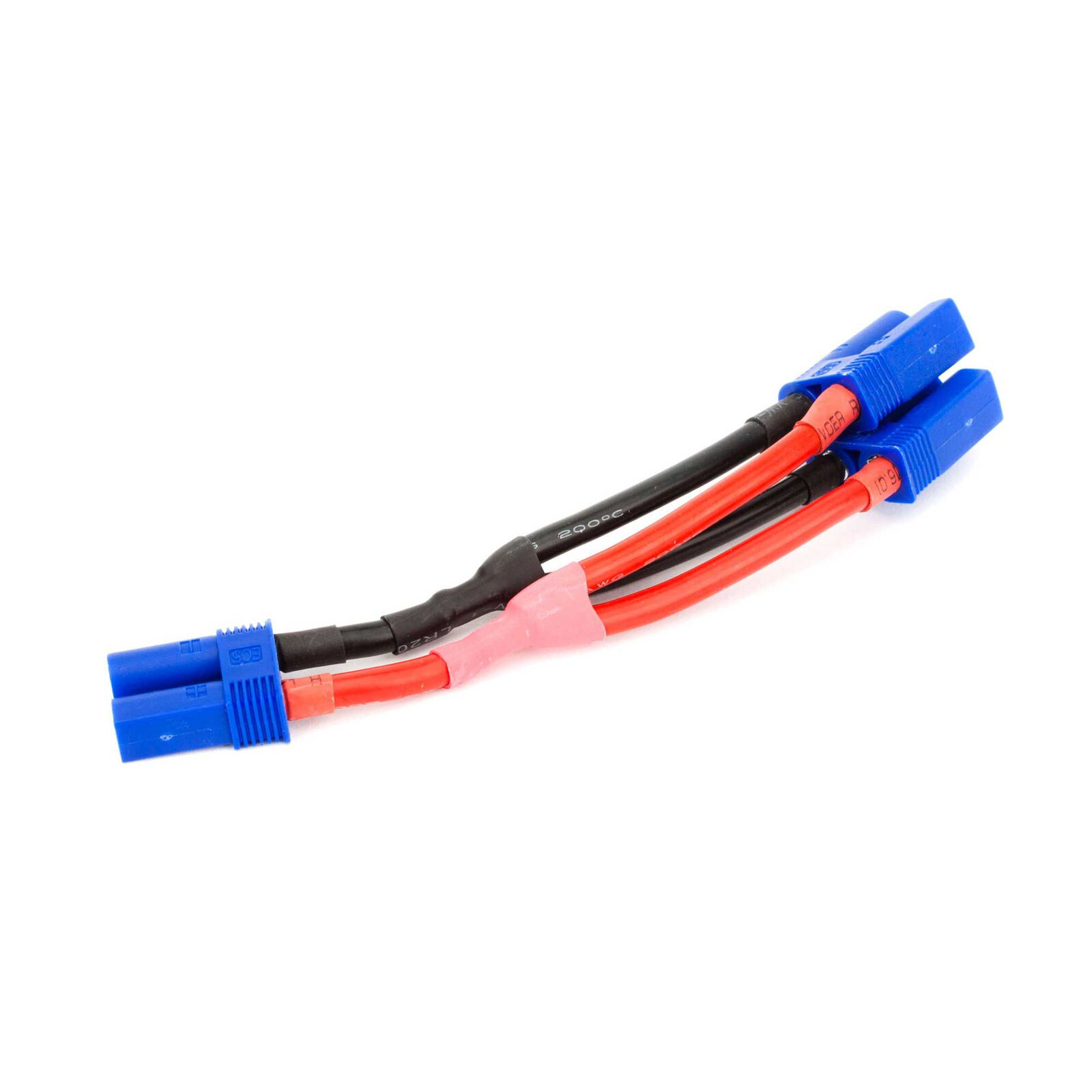 Parallel Y-Harness: EC5 Battery, 10 AWG