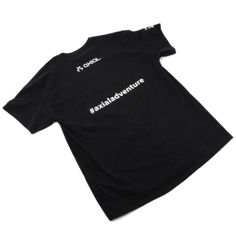 Eat Sleep Axial T-Shirt, Small