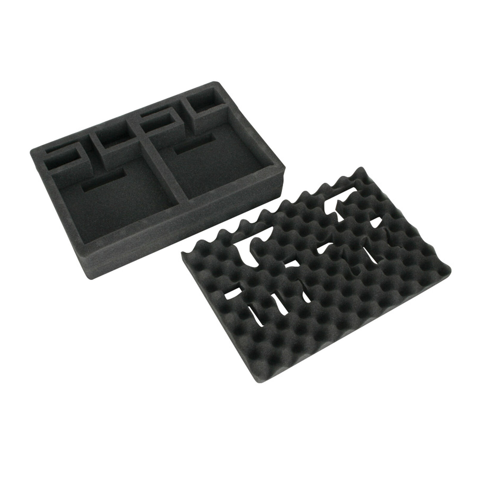 Deluxe Double Aircraft Transmitter Case Foam
