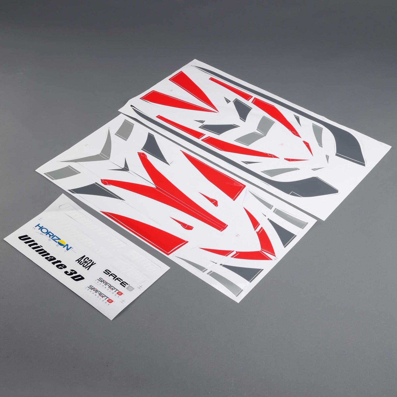 Decal Sheet: Ultimate 3D