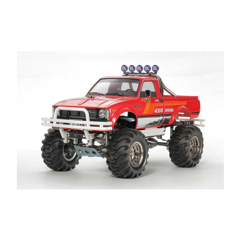 1/10 Toyota 4x4 Pick-Up Mountain Rider Limited Kit