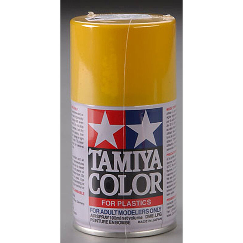 Spray Lacquer TS-47 Chrome Yellow