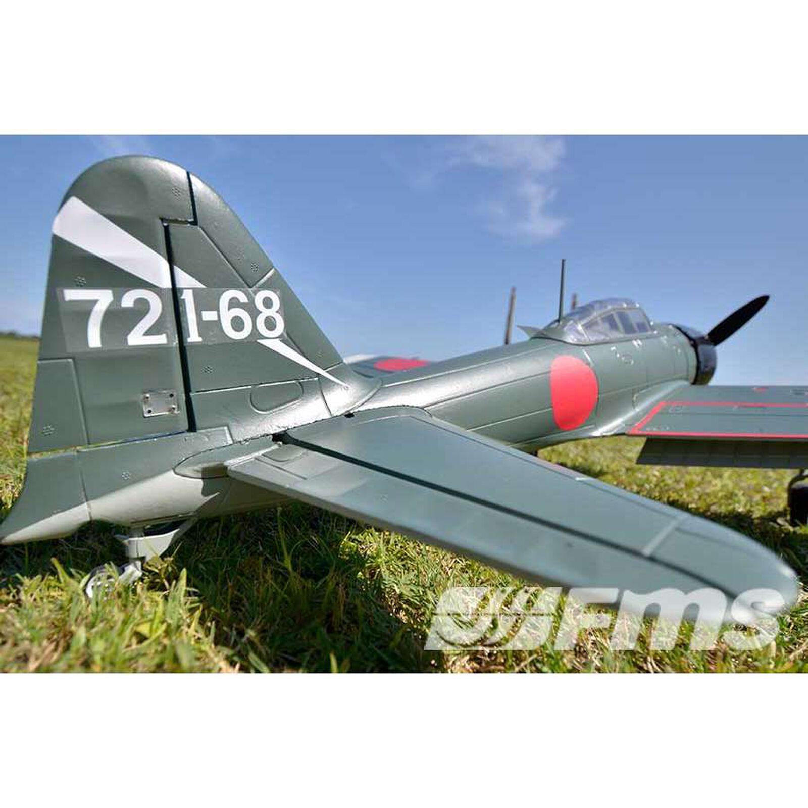 Zero A6M5 PNP, 1100mm