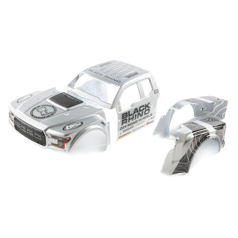 Black Rhino Wheels Ford Raptor Body Set:  Baja Rey