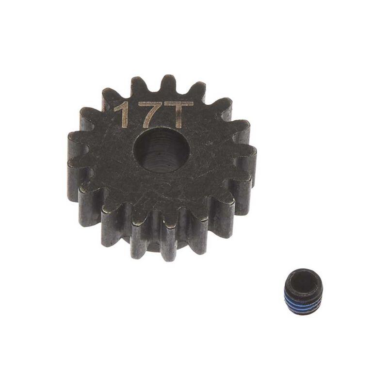 Steel Pinion Gear 17T Mod1 5mm