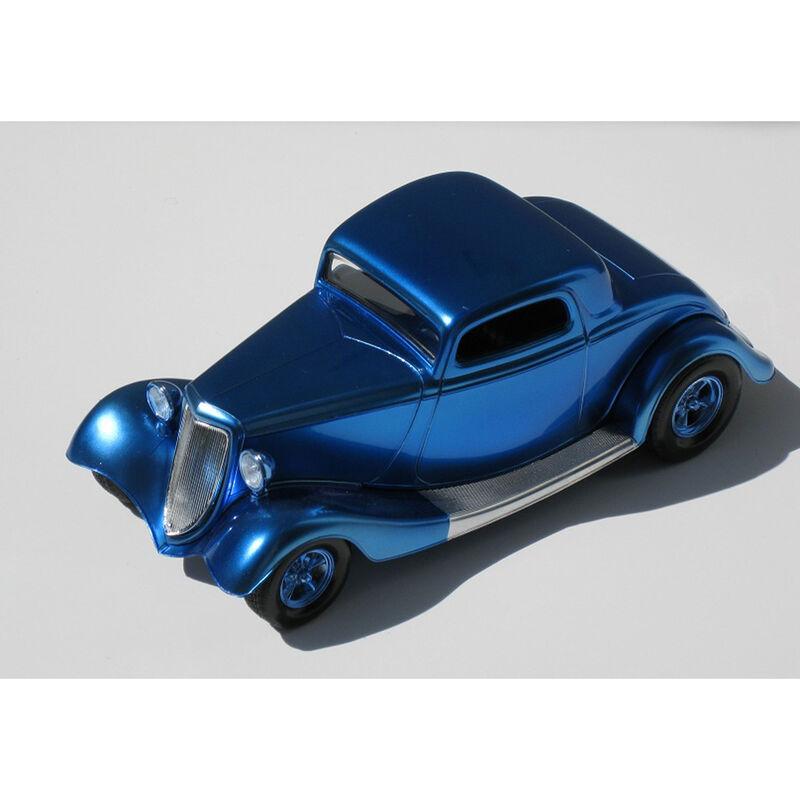 Candy Electric Blue Enamel, 1oz