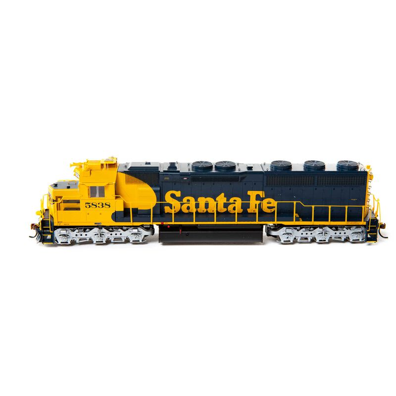 HO SD45-2, SF/Freight #5838