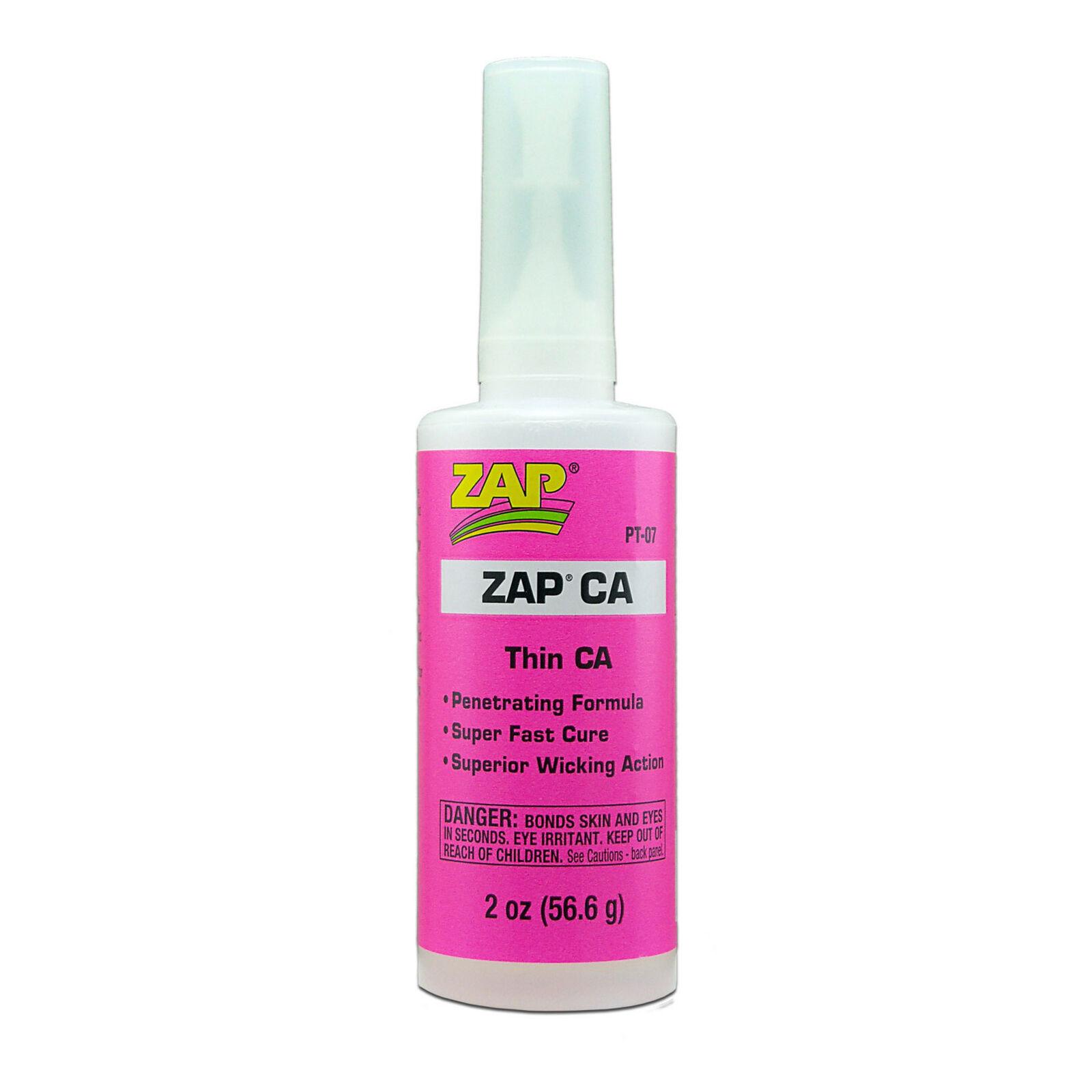 Zap Thin CA Glue, 2 oz