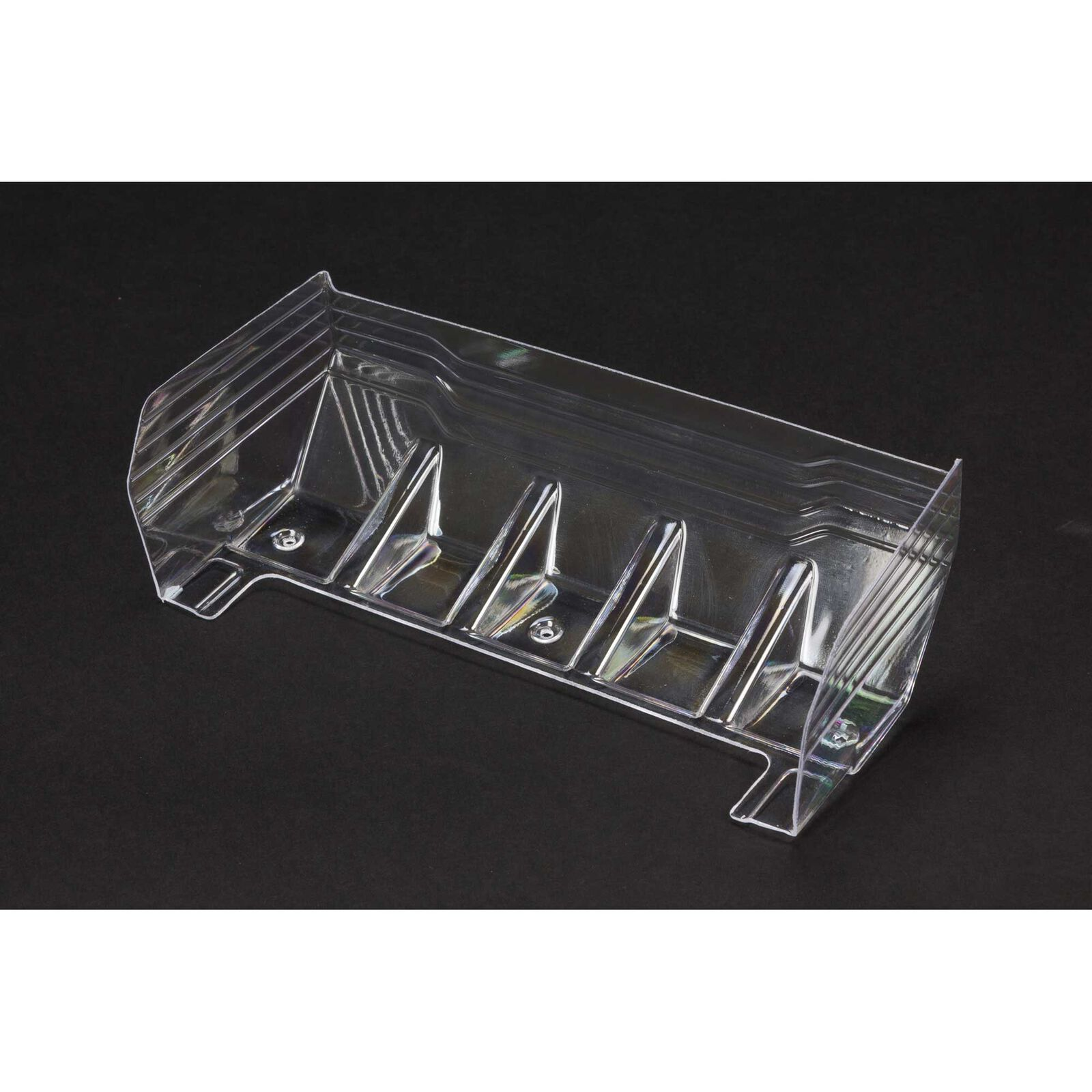 Rear Wing, Clear: Infraction 6S BLX