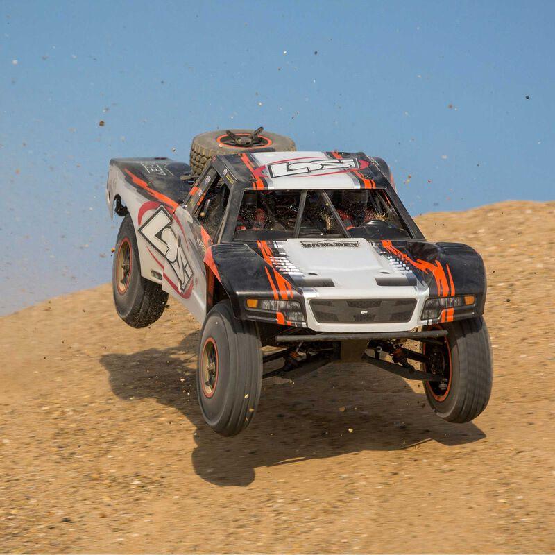 1/10 Baja Rey 4WD Desert Truck Brushless BND