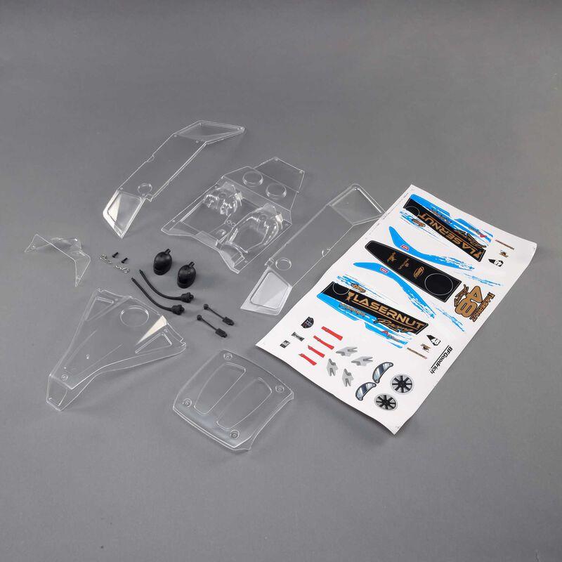 Clear Body Set: Lasernut U4