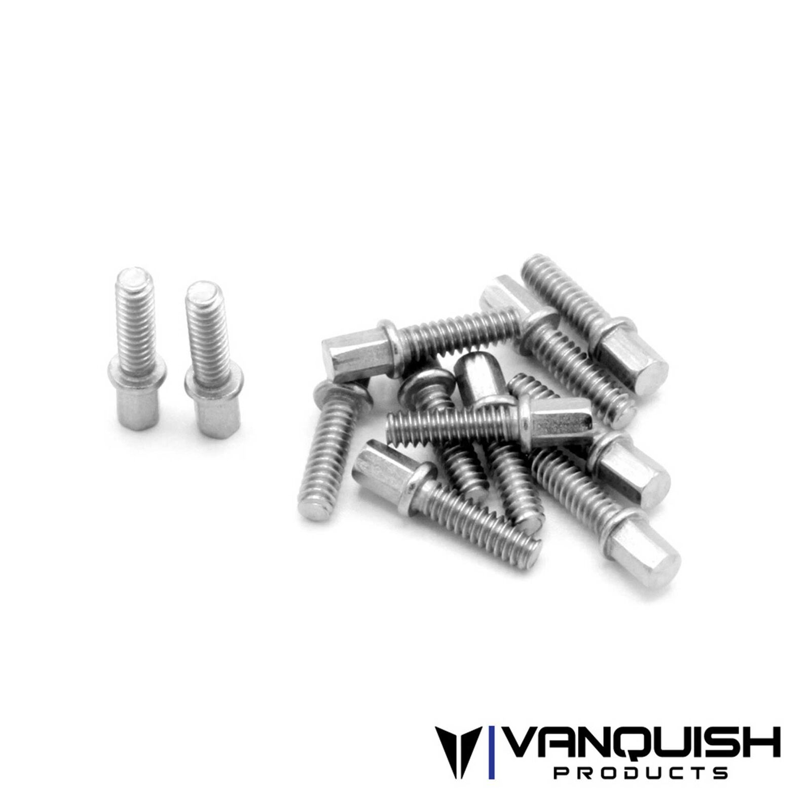 Scale Stainless SLW Hub Screw Kit- Long
