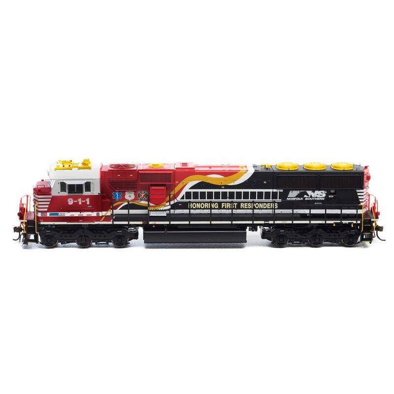 HO SD60E NS #9-1-1