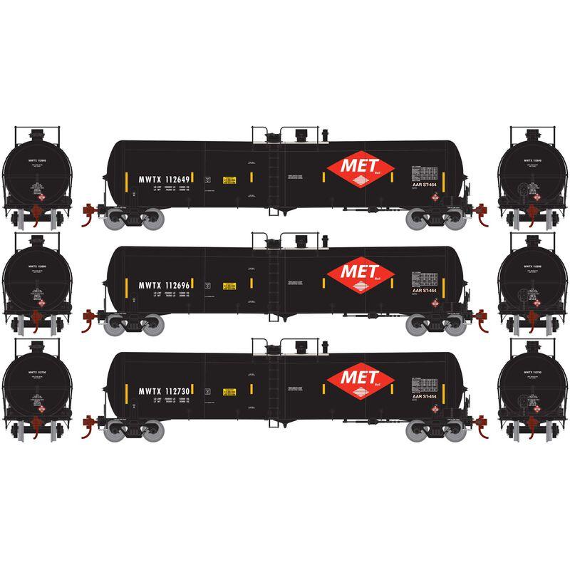 HO RTR 30 000 Gallon Ethanol Tank MWTX #1 (3)