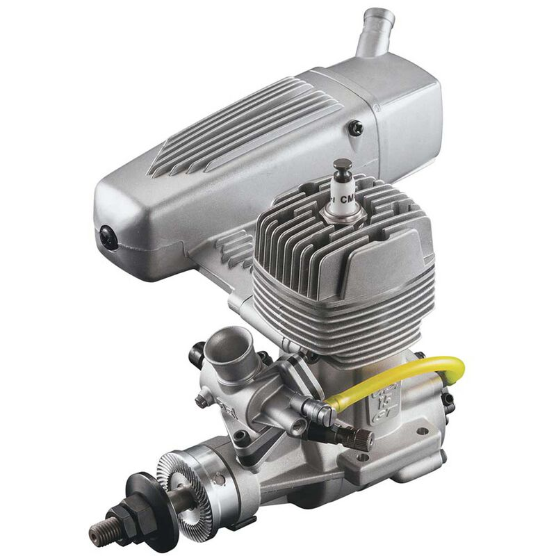 GT15 15cc Gas 2-Cycle Airplane Engine with Muffler