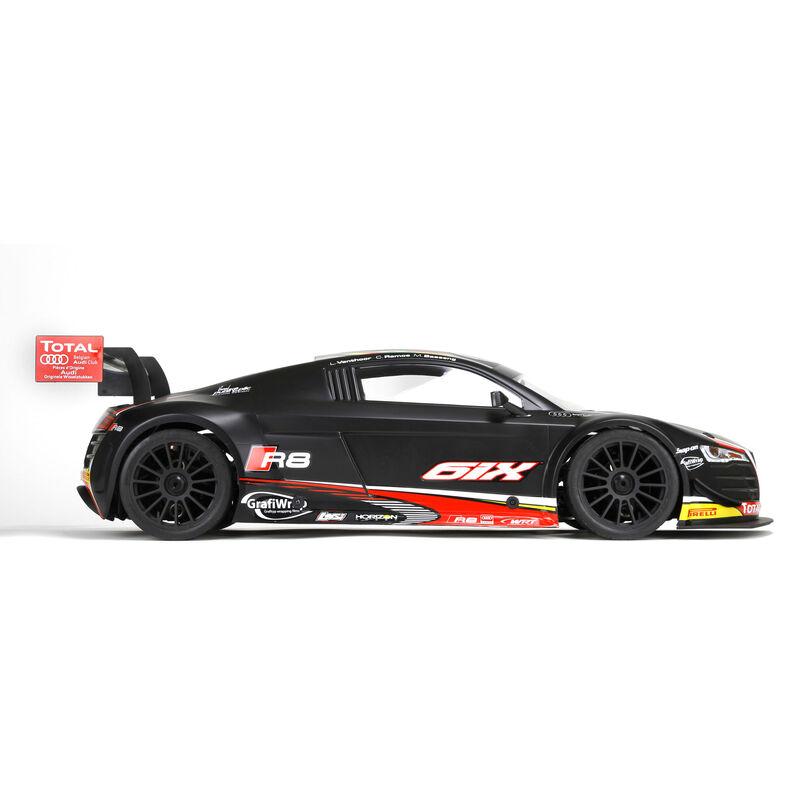 1/6 Audi R8 LMS Ultra FIA-GT3 BL AWD RTR with AVC