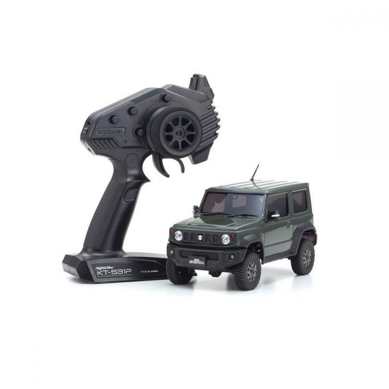 MINI-Z 4X4 Jimny Sierra, Green