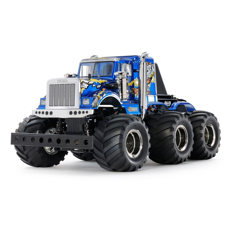 1/18 Konghead 6x6 G6-01 Monster Truck Kit