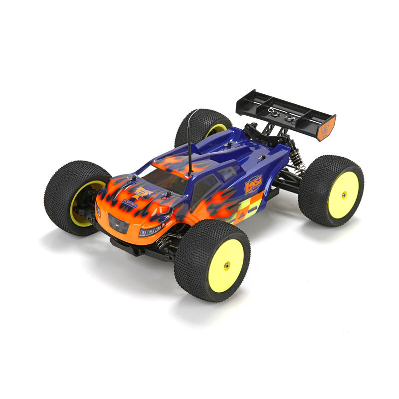 1/14 Mini 8IGHT-T 4WD Truggy RTR, Phend Edition