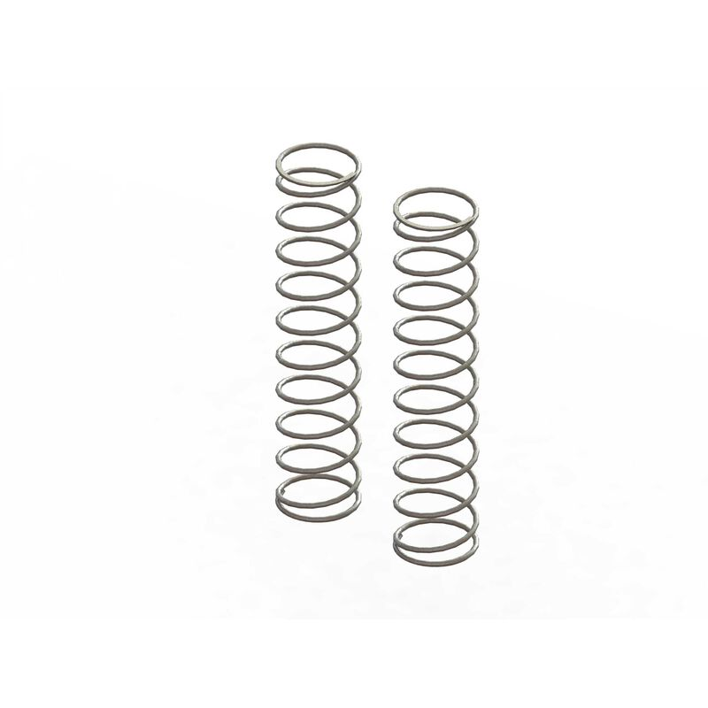 Shock Springs, 110mm 0.6N/sq.m (3.4 f-lb/in) (2)
