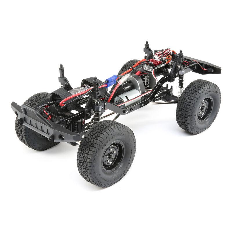 1/12 Barrage Gen2 4WD 1.9 Scaler Brushed BTD Kit
