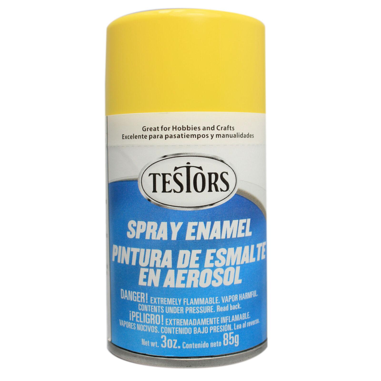 Spray 3 oz Bug Yellow