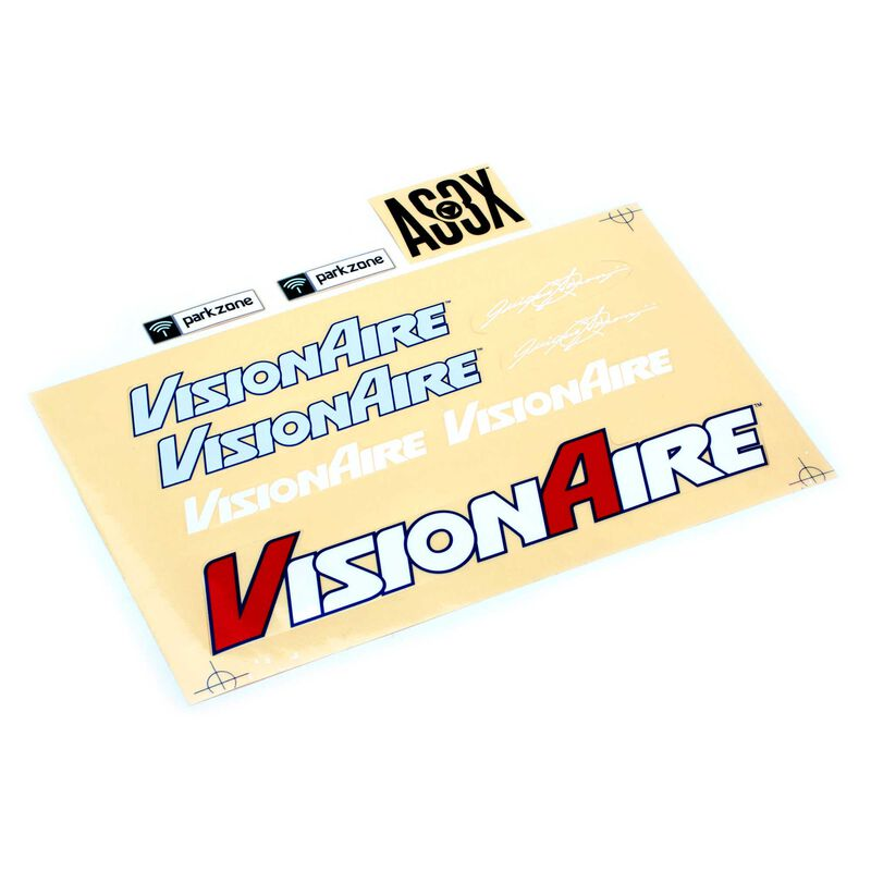 Decal Set: Vision Aire