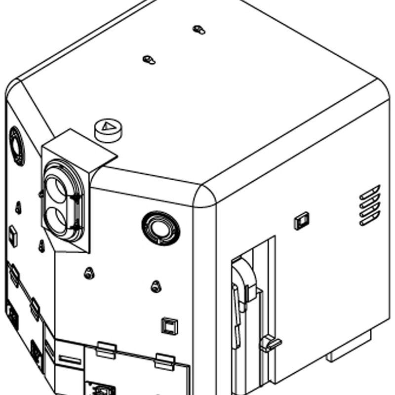 "HO Nose 81"" w/Dual Gyralite w/Ratchet Brake Set(3)"