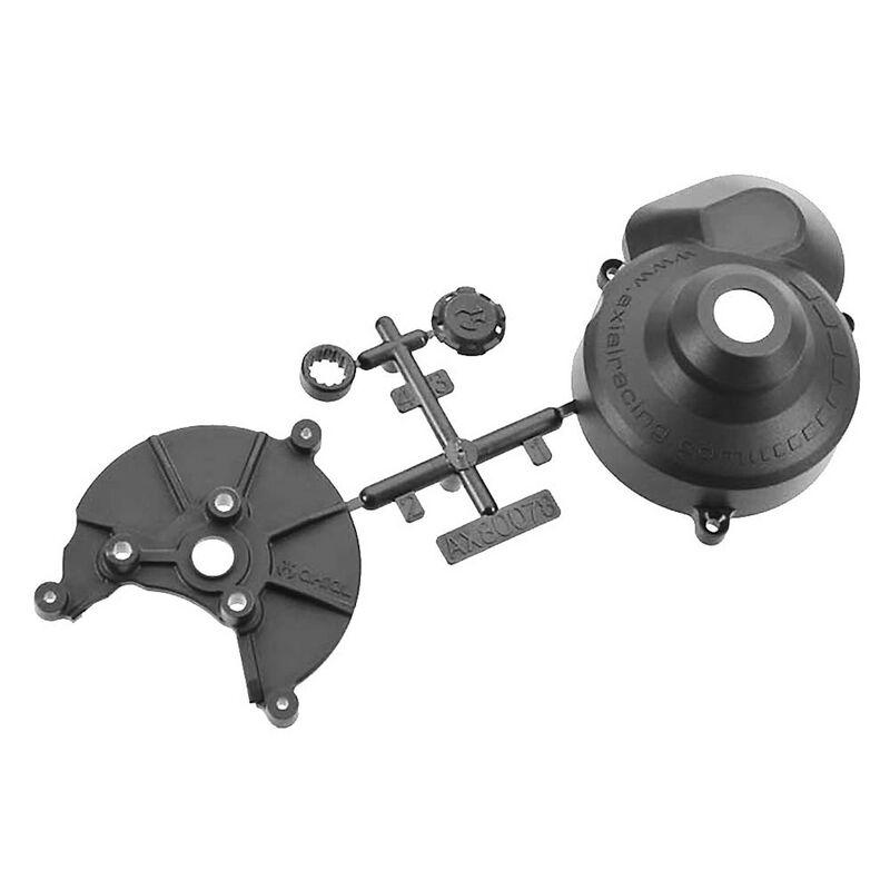 Transmission Spur Gear Cover