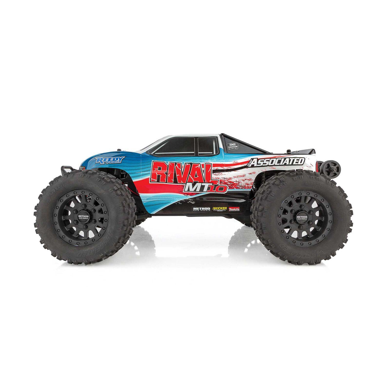 1/10 Rival MT10 4WD Monster Truck Brushless RTR