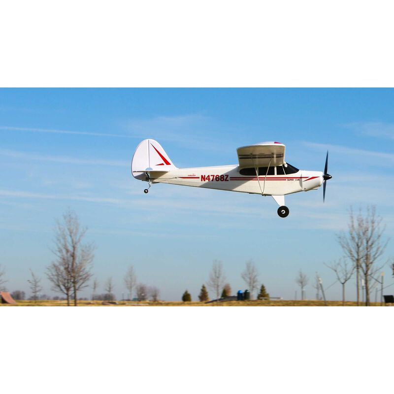 Super Cub S BNF with SAFE Technology