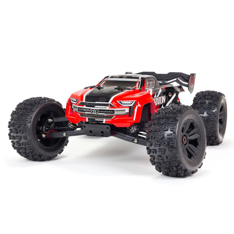1/8 KRATON 6S V5 4WD BLX Speed Monster Truck with Spektrum Firma RTR