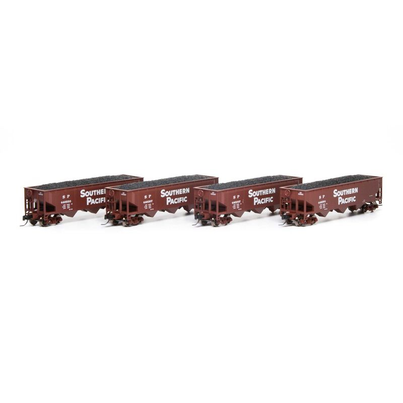 N 40' 3-Bay Offset Hopper with Load SP #1 (4)