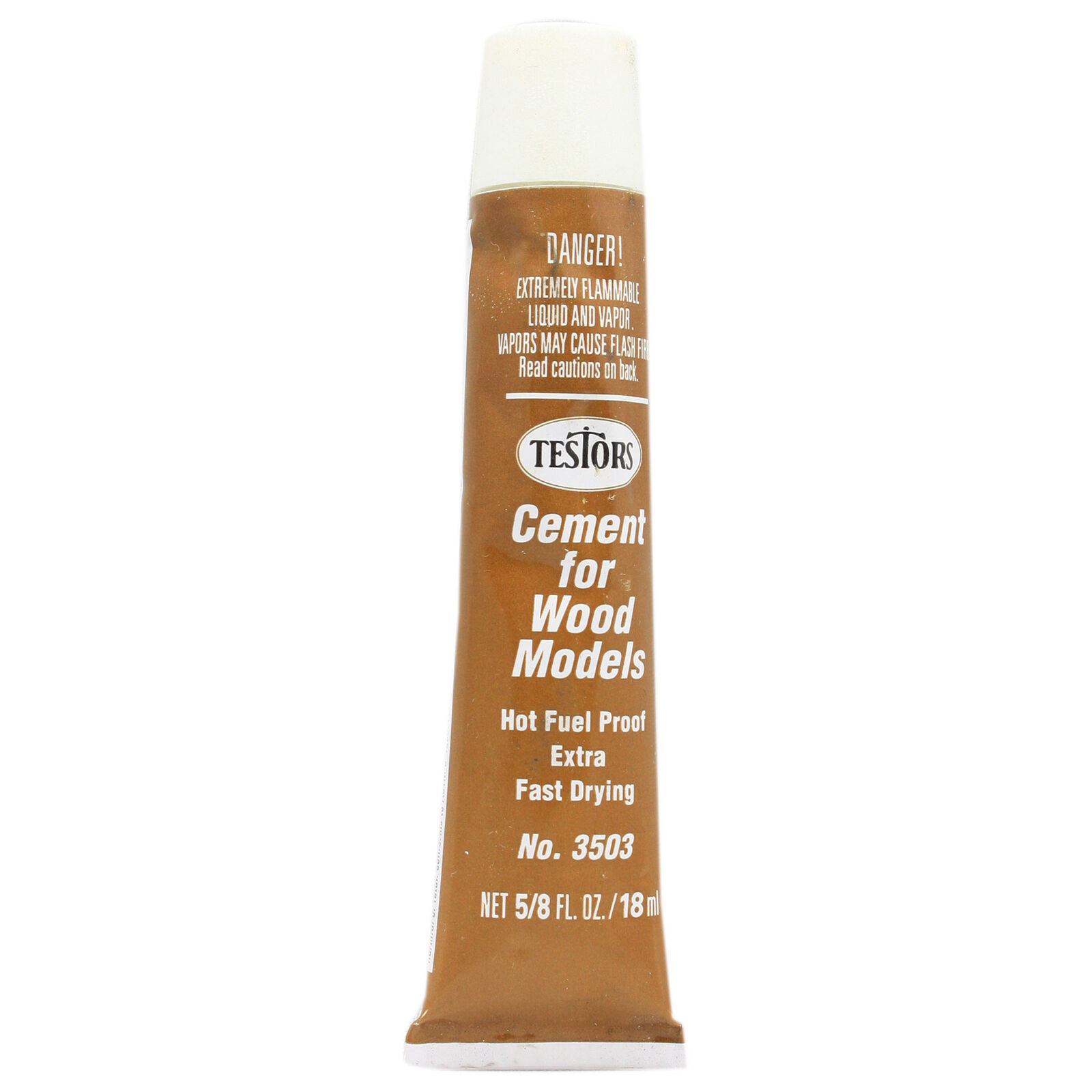 Wood Cement Extra Fast, 5/8 oz