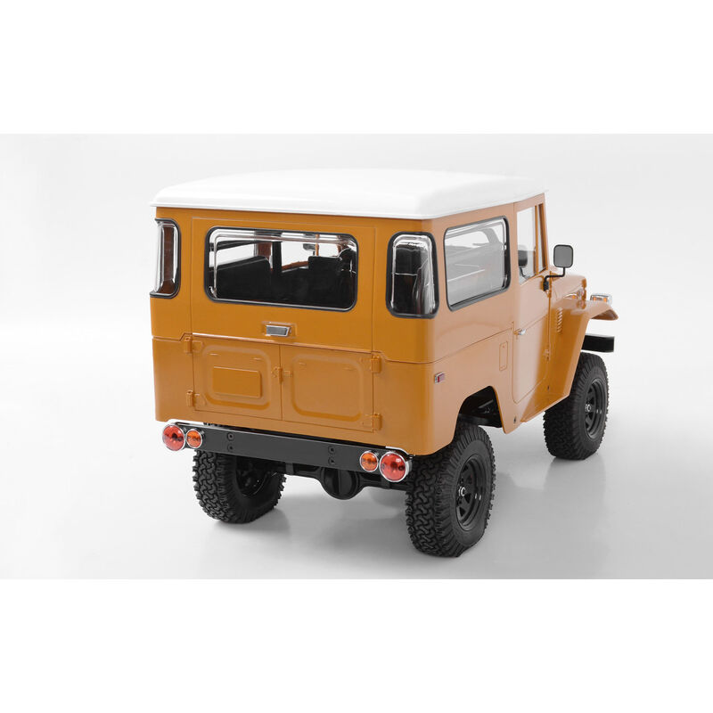 1/10 Gelande II 4WD Truck Brushed RTR, Cruiser Body