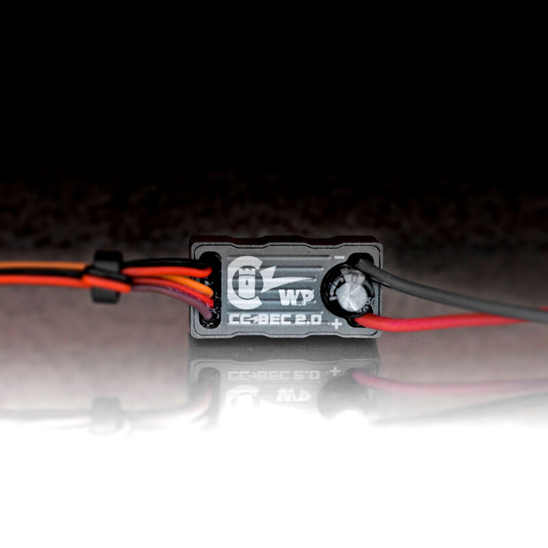 CC BEC 2.0 15A Max Output 14S Waterproof