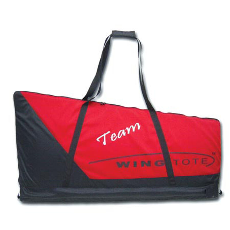 """Extreme Big Tote Double 59""""x35""""x22"""" Red/Black"""