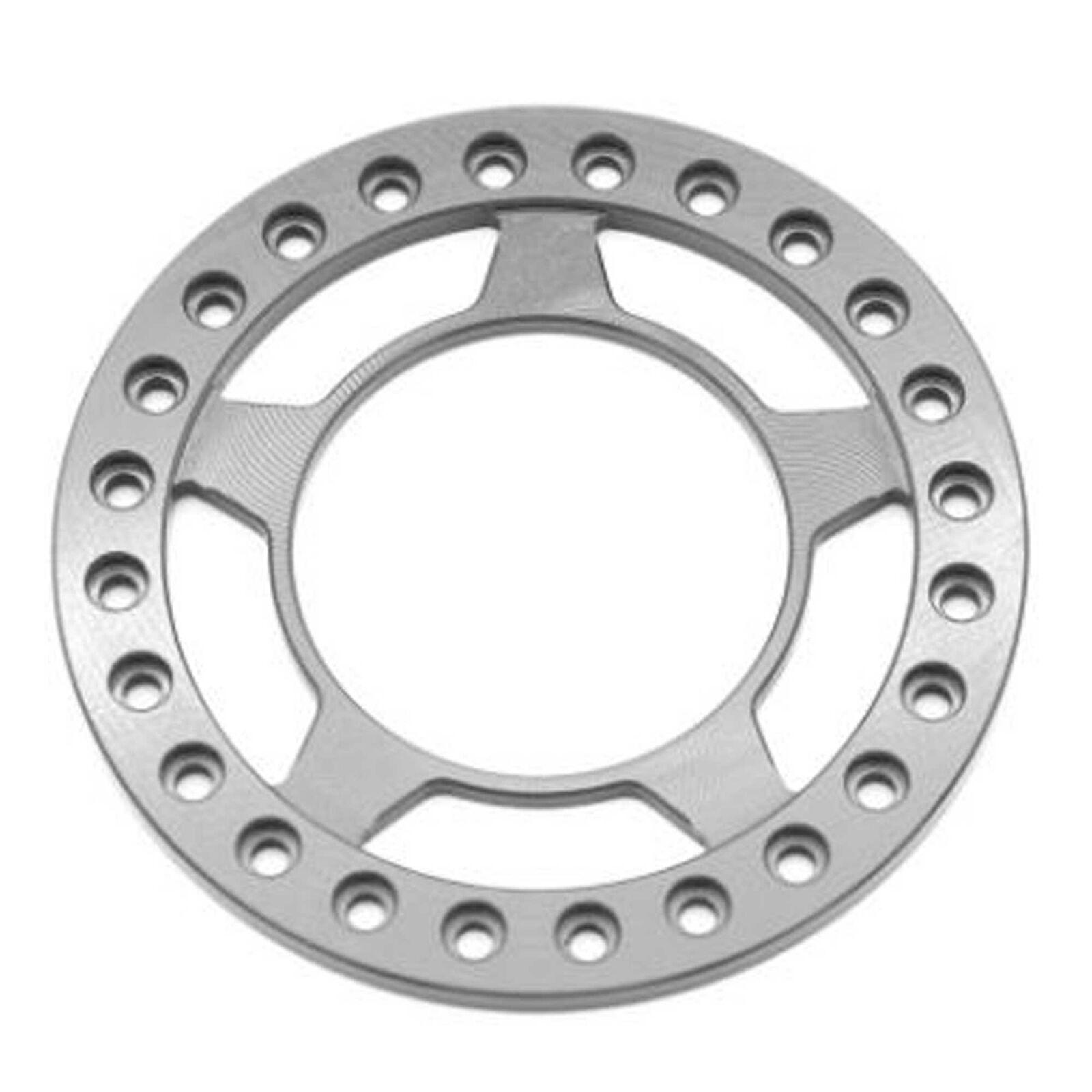 1.9 Spyder Beadlock Grey Anodized