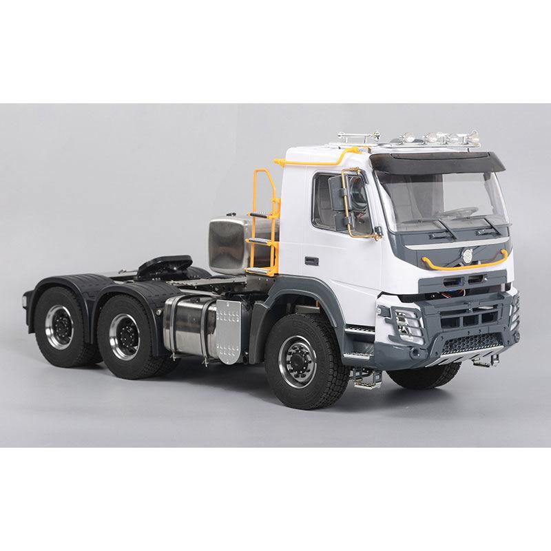 1/14 6x6 Nashorn Semi Truck (FMX) Brushed ARTR