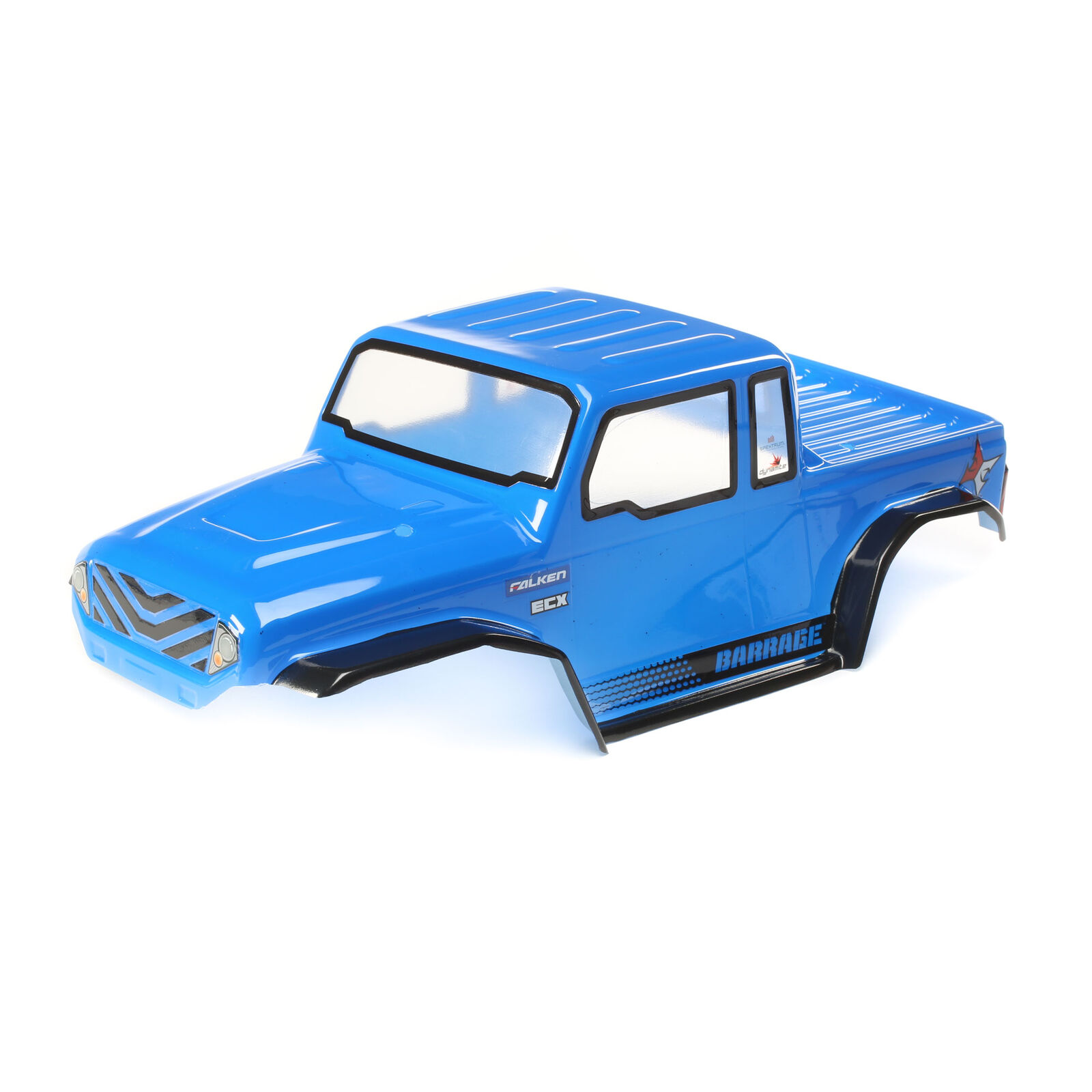 1/10 Painted Body, Blue: Barrage 2.0