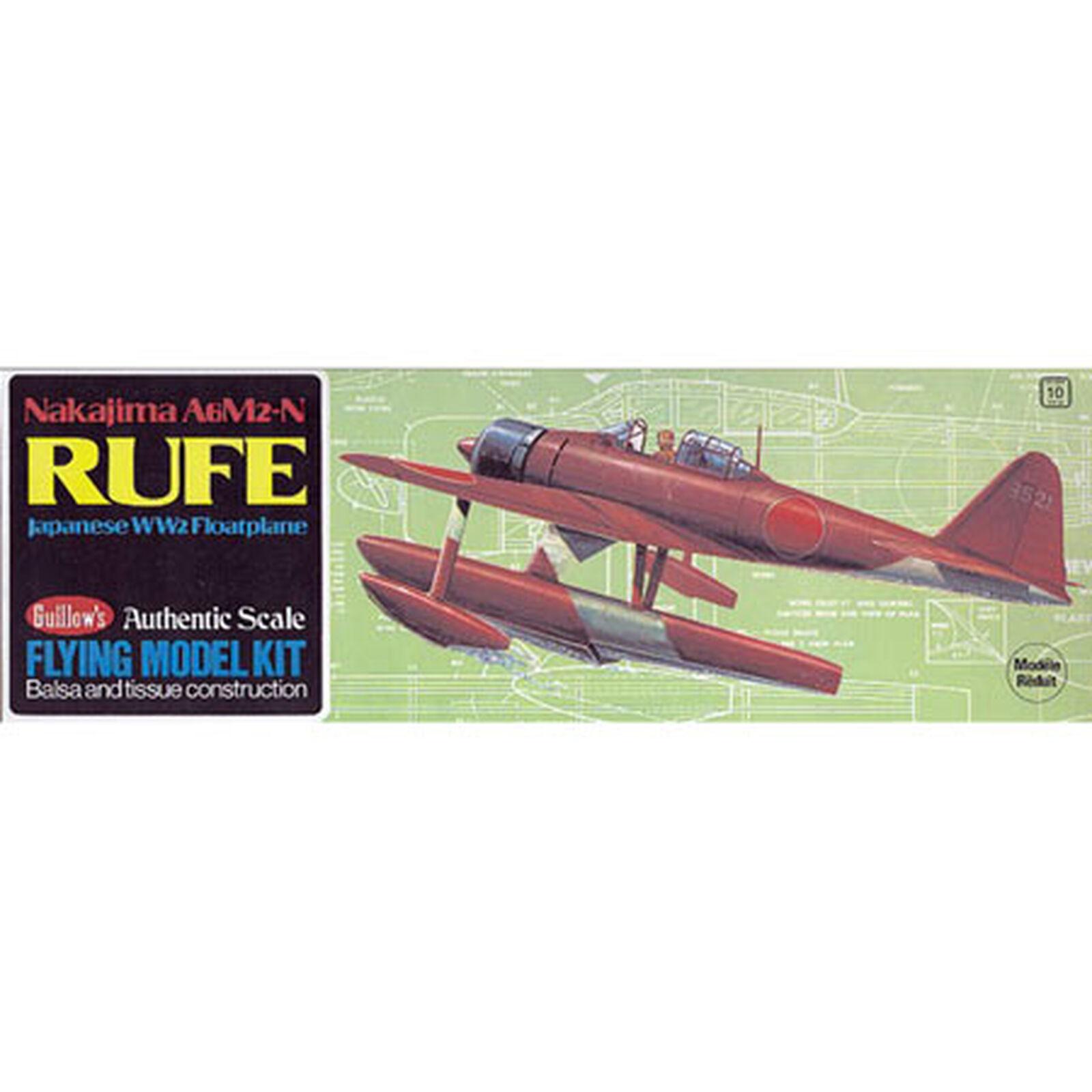 """Nakijima A6M2-N Rufe Kit, 16.5"""""""