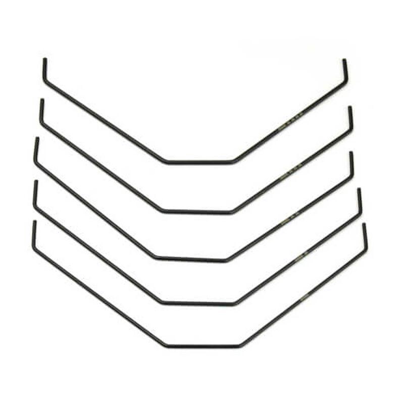 Sway Bar Set, Rear, 1.5-1.9mm: EB410