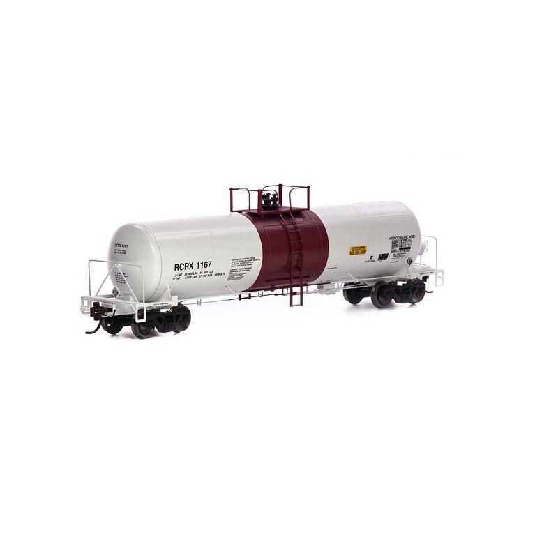 HO GATC 20 000-Gallon GS Tank, RCRX #1167