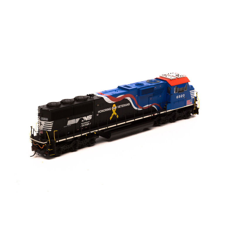 HO SD60E with DCC & Sound NS Honor Our Veterans #6920