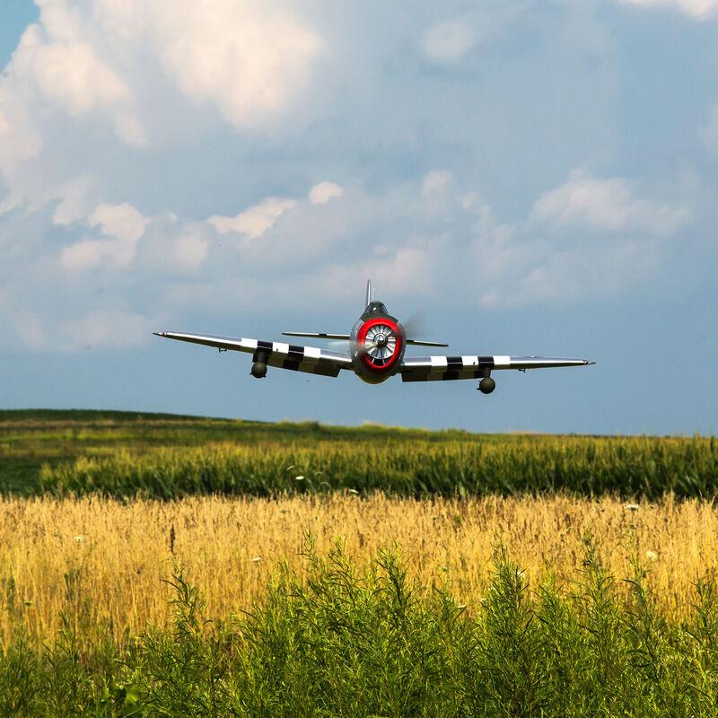 """P-47D Thunderbolt 20cc ARF, 67"""""""