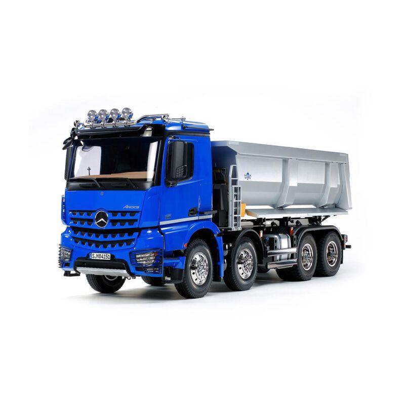 1/14 R/C Mercedes-Benz Arocs 4151 8x4 Tipper Truck