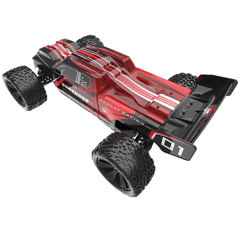 1/6 Shredder 4WD Truck Brushless RTR, Red