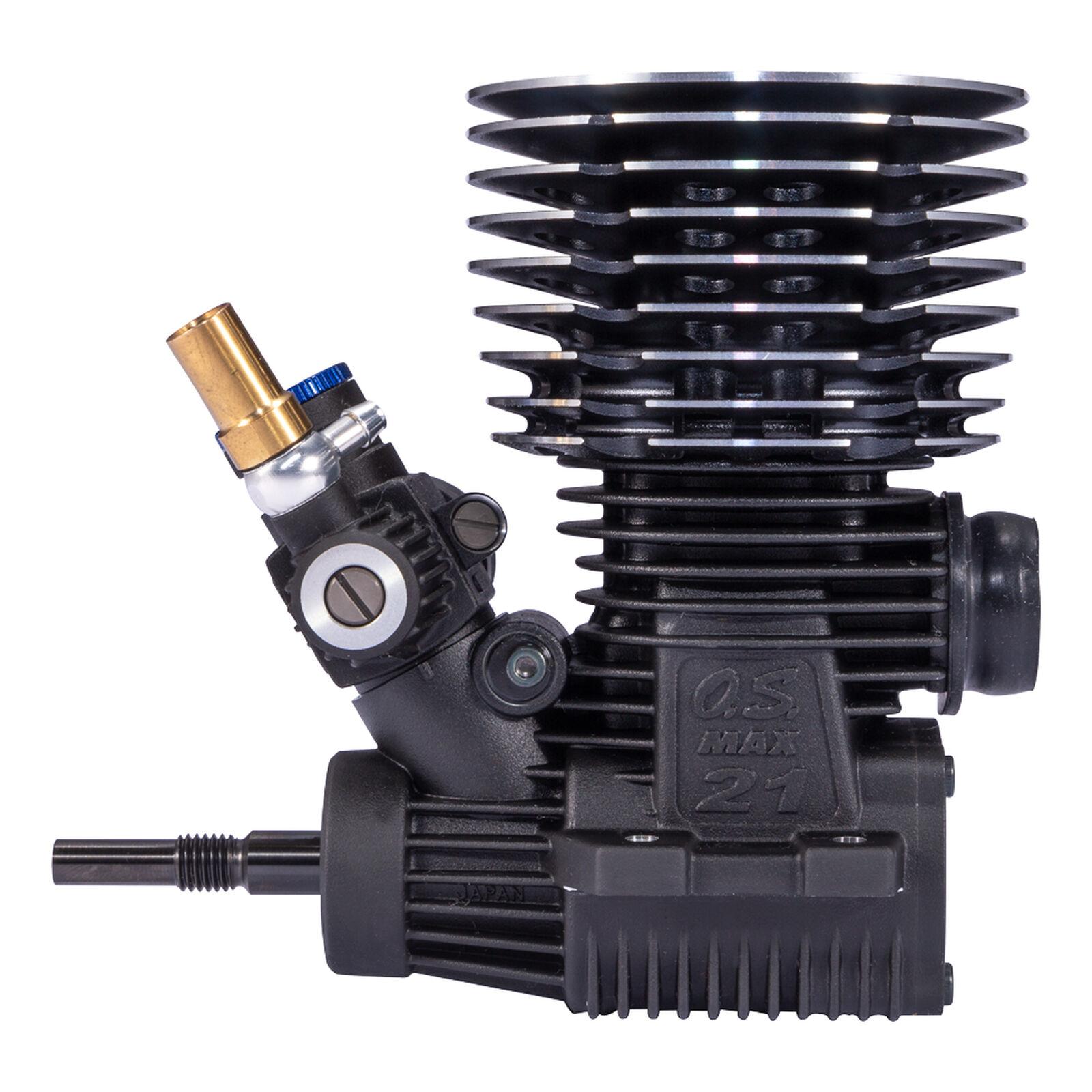 O.S. Speed B21 Adam Drake II Engine
