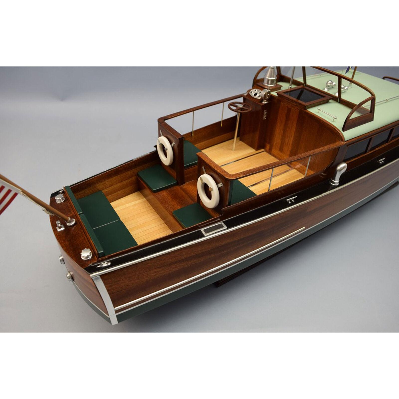 1/12 1929 Chris-Craft 38' Commuter